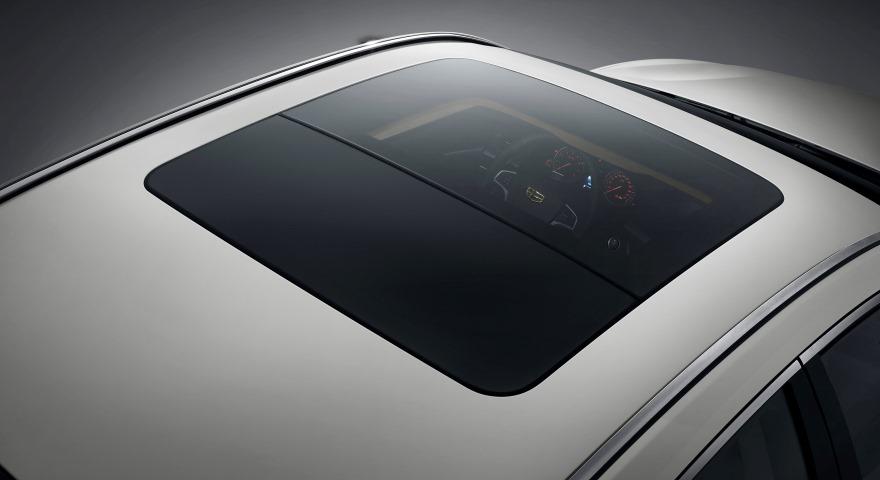 Экстерьер Emgrand GT